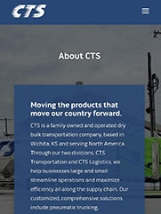 CTS Tablet View