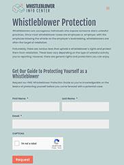 whistleblower tablet